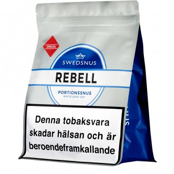 Rebell Special 1000 Portionssnus  Påse